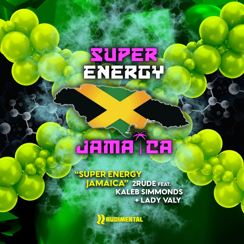 Super Energy Jamaica (feat. Kaleb Simmonds & Lady Valy) by 2rude ...