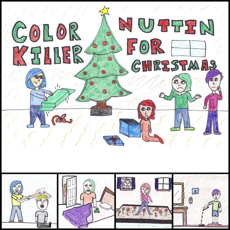 Nuttin For Christmas.Nuttin For Christmas By Color Killer Distrokid