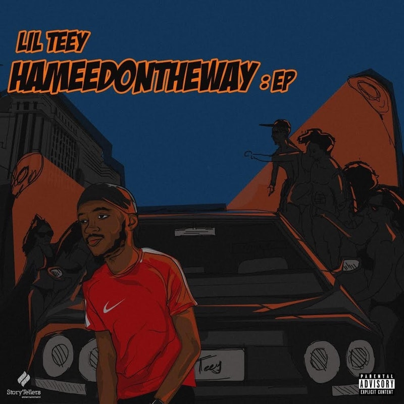 HameedOnTheWay EP by Lil Teey - DistroKid