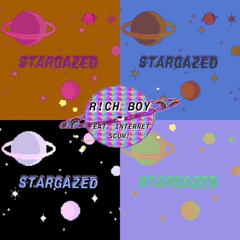 Stargazed (feat  Internet Scum!) by R!ch BOY - DistroKid